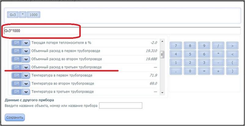 Система АТМ: Составные параметры