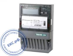 Счетчик электроэнергии трехфазный Меркурий-230 в системе АТМ