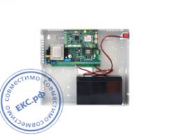 Система охранной сигнализации C.Nord в системе АТМ