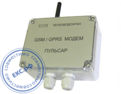 GSM/GPRS модем «Пульсар» в системе АТМ