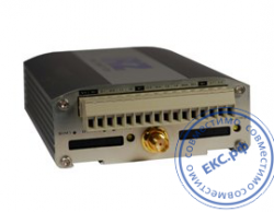 GSM модем iRZ TC65 Smart в системе АТМ