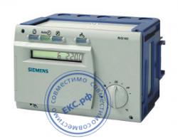 контроллеры Siemens RVD120/RVD140 в системе АТМ