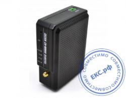 GSM модем TELEOFIS RX600-R2 в системе АТМ