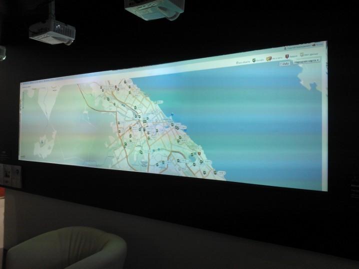 Система диспетчеризации ЕКС АТМ