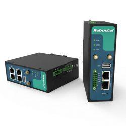 Оборудование с поддержкой платформыRobustLink в системе АТМ
