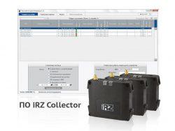 Оборудование с протоколом iRZCollector в системе АТМ